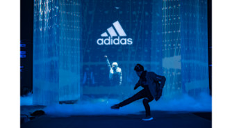adidas event marketing